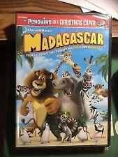 MADAGASCAR (DVD, 2005, Widescreen) COMPLETE SEALED WIDESCREEN