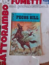 Nuova Collana Pecos Bill N.8 Anno 1971 -  Ed.inteuropa buono++