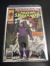 SPIDER-MAN 320 SIGNED 3X! *STAN LEE/McFARLANE/MICHELINE!* SIGNATURES GUARANTEED!