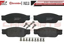 FOR JAGUAR S TYPE STYPE GENUINE FRONT BREMBO BRAKE PAD PADS SET 1998-2005