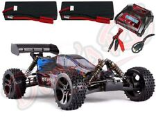 RedCat 1/5 Rampage XB-E RTR 4WD Brushless Buggy Free Fast Charger & 4 Batteries