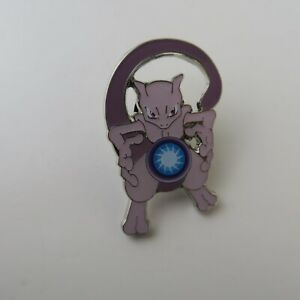 Mewtwo Pokemon Pin Badge Hidden Fates Collectible