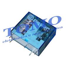 Relay Finder 1 scambio bobina 5VDC serie relè 40.51