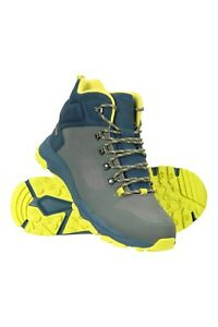 Mountain Warehouse Mens Waterproof Boot Lightweight Walking Hiking Shoe