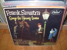 """FRANK SINATRA songs for young lovers ( jazz ) capitol H 488 10"""""""