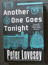 ANOTHER ONE GOES TONIGHT - LOVESEY, PETER - NEW PAPERBACK BOOK