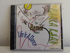 CD ALBUM CHAKA KHAN Life is a dance The remix project 7599 25946 2