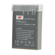 1x DSTE® BLS-5 Rechargeable Li-ion Battery for Olympus PS-BLS5 OM-D E-M10 PEN