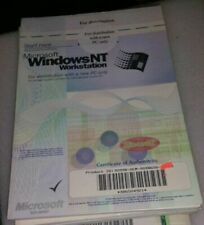 Microsoft Windows NT