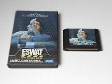 ESWAT-City Under victoires pour Sega MEGA DRIVE
