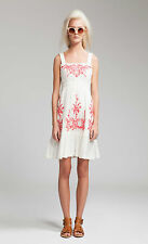 Alice by Temperley Ivory Mini Myra Dress Size 16        #3