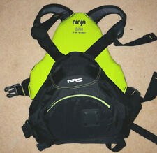 NRS Ninja PFD - Small/Medium Black/yellow - demo life jacket