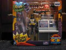 "Batman 1966 Batcave 6"" accessory box set, includes bat computer and much more."