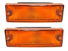 Isuzu SL-TFR KB140 tfr KB26 Pick up 1989-1994 Front Bumper Turn Signals LH+RH