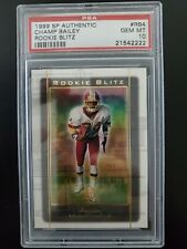 1999 SP Authentic. Champ Bailey. Rookie. RC. PSA 10. Hall of Famer!!