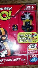 Angry Birds Go! Jenga Bomb's Race Kart Game New 2013