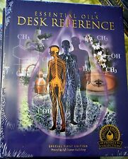 Limited Edition Private Collection Hardcover Essential Oils Desk Reference