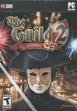 THE GUILD 2 VENICE - Adventure PC Game - US Version - BRAND NEW in BOX