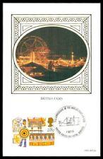 GB UK MK 1983 BRITISH FAIRS RIESENRAD MAXIMUMKARTE MAXIMUM CARD MC CM as19