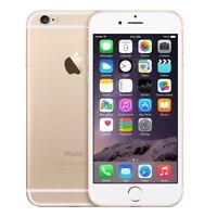 16Go Doré iPhone 6 Apple Smartphone Téléphone Portable Débloqué Mobie