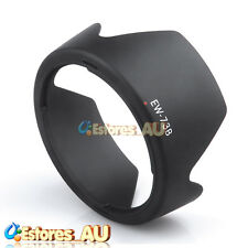 EW-73B Camera Lens Hood For Canon 700D 650D 70D 60D EF-S 18-135mm Lens