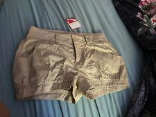 Womans sporty Beige Puma shorts, size S