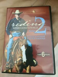 Clinton Anderson Horsemanship Under Saddle Riding With Confidence Series 2