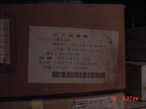 FANUC RV  A97L- 0118-038 #15A 141,  NEW in the original unopened container.