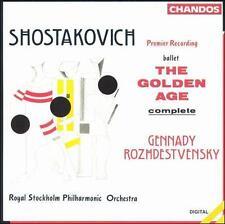Dmitri Shostakovich: The Golden Age (Complete Ballet) - Gennady Rozhdestvensky,