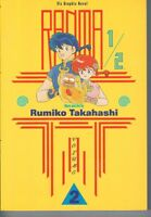 Ranma 1/2 Vol 2 by Rumiko Takahashi 1st Print! 1994 TPB Viz Graphic Novel OOP