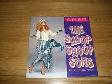 cher-the SHOOP SHOOP song.17.8cm