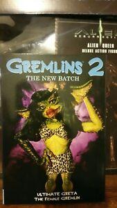 NECA Gremlins 2 The new batch Greta the Female Gremlin Authentic Figure