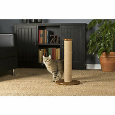 New listing Prevue Kitty Power Paws Round Cat Scratching Post Large