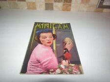 VINTAGE APRIL 1939 MINICAM CAMEREA MAGAZINE  #MS 207