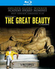 The Great Beauty (Factory Sealed Blu-ray Disc, 2014)