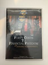 FORTY CENTS TO FINANCIAL FREEDOM = DARLENE NELSON POWELL STOCK OPTIONS TRADING