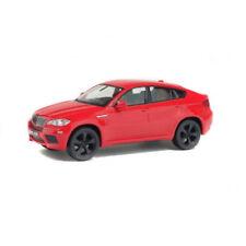 Solido 1/43 S4401000 BMW X6m (2007) rojo