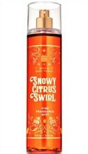 Bath & Body Works Snowy Citrus Swirl Fragrance Mist ~ 8 oz ~ Ships Free!!!