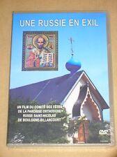 DVD DOCUMENTAIRE RARE / UNE RUSSIE EN EXIL / COMMUNAUTE RUSSE DE BOULOGNE / NEUF