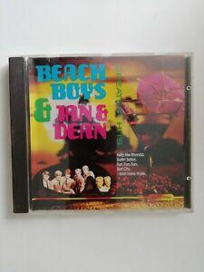 Beach Boys & Jan & Dean. CD.