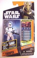 Star Wars Saga Legends CLONE TROOPER SL10 FACTORY ERROR GENERAL GRIEVOUS SL09