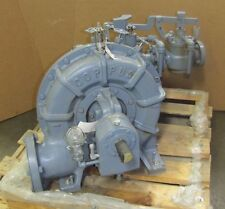 "TUTHILL COPPUS RLA 20L RLA20L 6"" 8 BOLT IN 2"" 8 BOLT OUT STEAM TURBINE REBUILT"