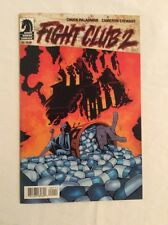 SDCC 2015 Convention Exclusive Variant #1 Fight Club 2 Chuck Palahniuk New
