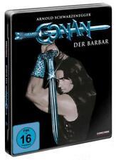Steelbook Conan El Bárbaro Arnold Schwarzenegger Limited Blu-Ray Futurepak Nuevo