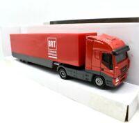 Model Truck Iveco Stralis Brt Bartolini Truck Lorry diecast 1:87 modellcar