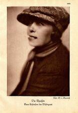 Die Apachin Mistinguett ( M.v.Bucovich ) Künstler-Photographie c.1928