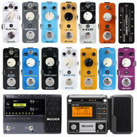 Mooer Series Guitar Effect Pedal Power Supply Multi-Effects Distortion Overdrive