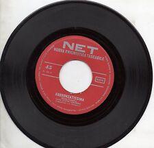 CLETO COLOMBO disco 45 SERIE NET made in ITALY Abbronzatissima EDOARDO VIANELLO