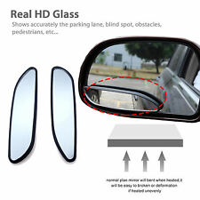 Practical 2pcs Car Auto 360° Wide Angle Convex Rear Side View Blind Spot Mirror