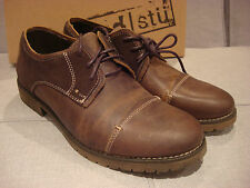 BED STU MEN'S REPEAL TAN GREENLAND DARK BROWN SHOES SIZE 10.5 - BRAND NEW - NWT